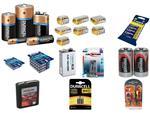 Batterijen, staaf- en blok batterijen