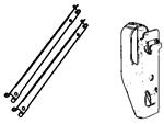 Legbordhaken lang-model