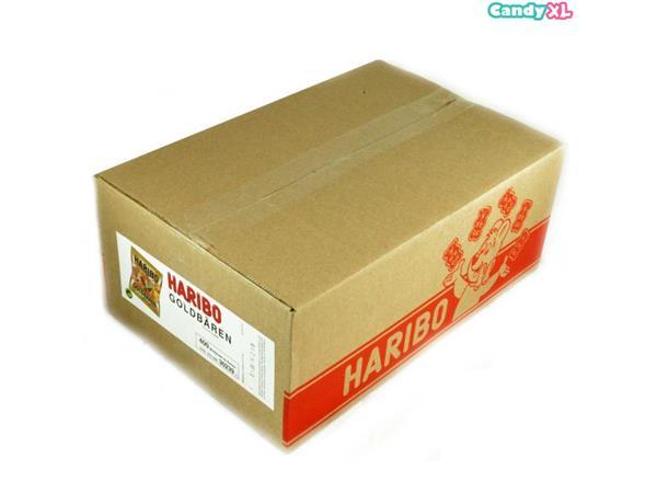 Haribo goudberen 10gr doos/400 uitdeelzakjes